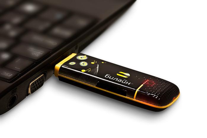 Мобильный 3G интернет БиЛайн