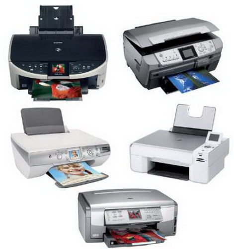 Сколько ватт потребляет обычный принтер