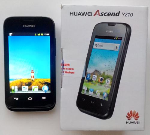Huawei Ascend Y210   www.nowbest.ru