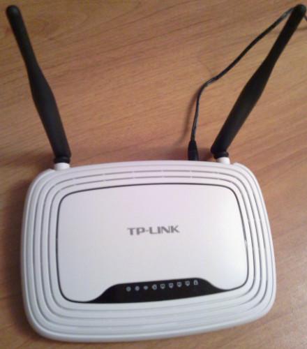 TP-LINK TL-WR841N   www.nowbest.ru
