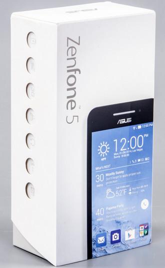 Asus ZenFone 5 upakovka   www.nowbest.ru