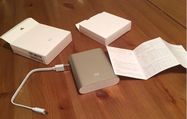 Комплектация Power Bank Xiaomi 10400 mAh   www.nowbest.ru