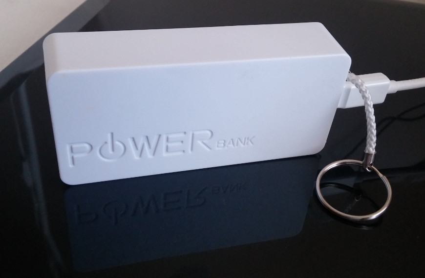 Power Bank 5600mAh   www.nowbest.ru