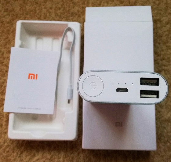 Xiaomi Mi Bank 16000 mAh   www.nowbest.ru
